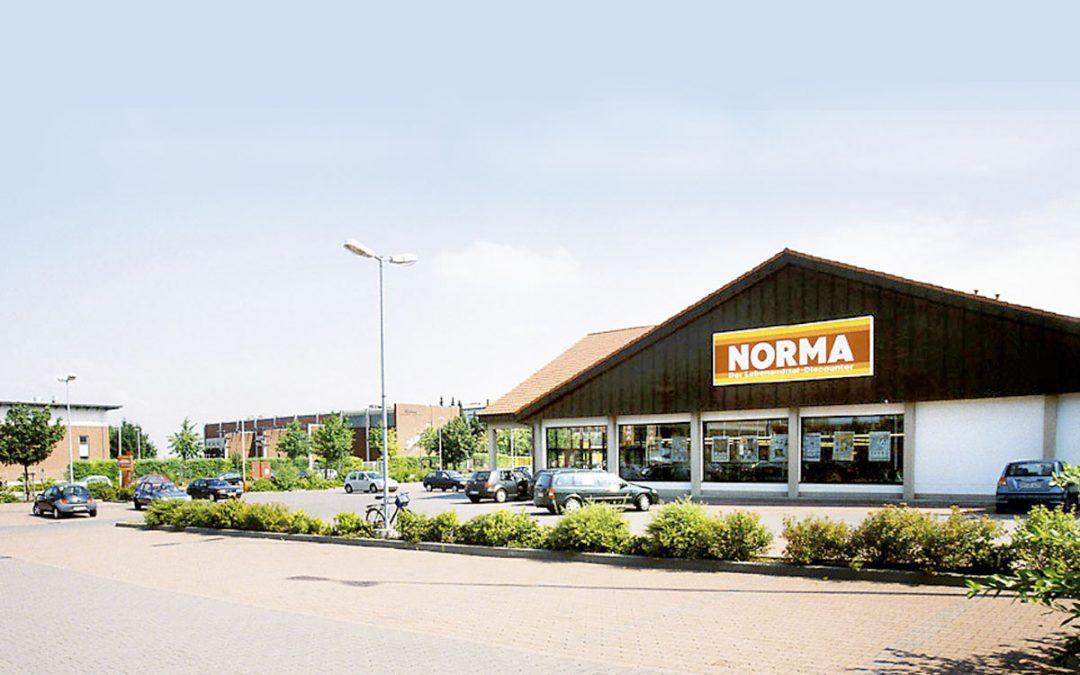 Aachen: Neubau Norma